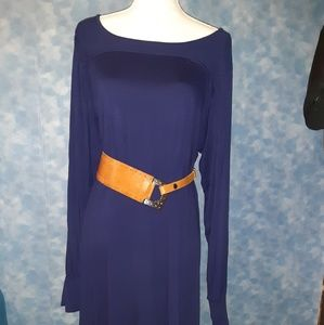 Banana Republic soft knit dress